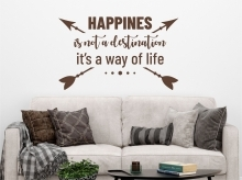 Happines is not a destination...