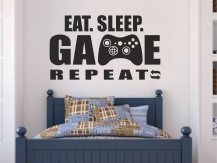 Eat. Sleep. GAME. Repeat.